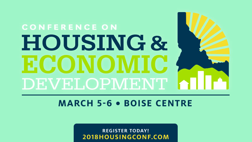 Conference on Housing and Economics 2018 Banner
