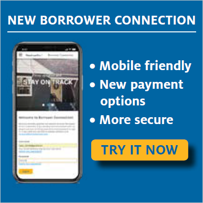 New Borrower Connection from HomeLoanServ